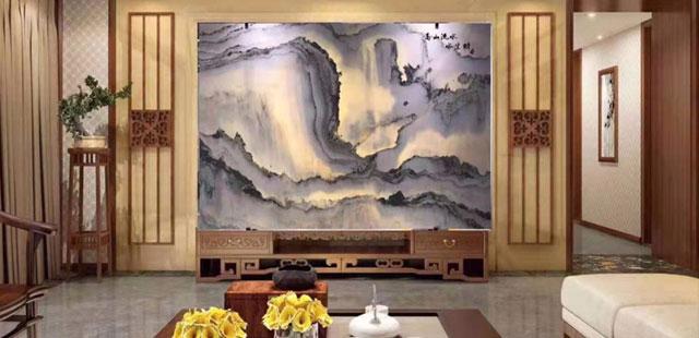 背景墻-興藝達山水畫