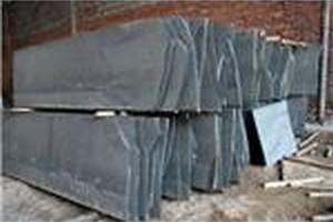 蒙古黑条板