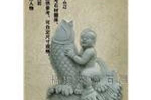 供应 石雕古人 孩童雕刻