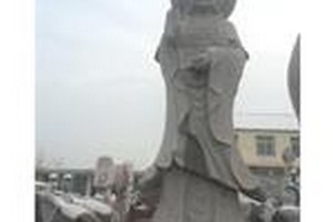 石雕观音 人物雕刻