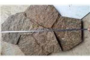 虎皮黄冰裂纹网贴乱型石