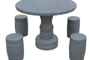 桂林石桌石凳批发