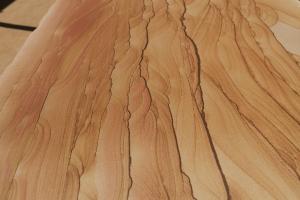 砂岩山水纹