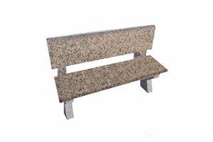 异形石椅(江西锈石、黄色