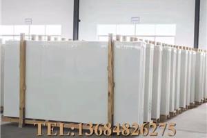 白色人造石大板