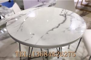 微晶石圆桌面