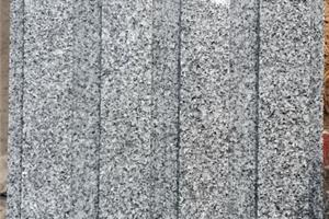 广西芝麻黑盲道石