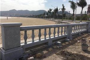 芝麻灰栏杆 护栏