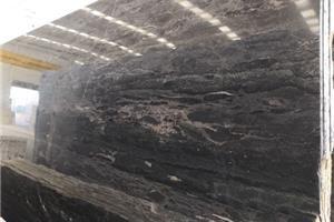 黑檀木纹大理石