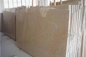 黃銹石光面大板漳浦銹石光板G682花崗巖臺面板