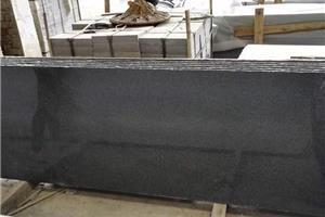 G654批发章丘黑深灰麻芝麻黑光板芝麻黑毛光板规格板