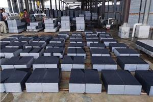 柬埔寨黑光面墓碑石路沿石可代替福鼎黑珍珠黑石材