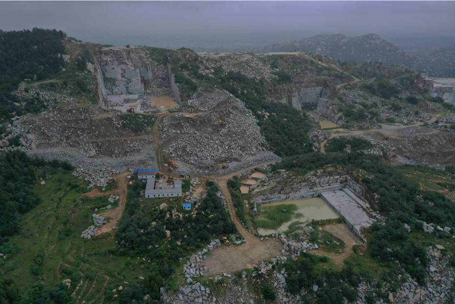 中央环保督查通报:济宁市违规审批矿山开采,矿山生态破坏严重
