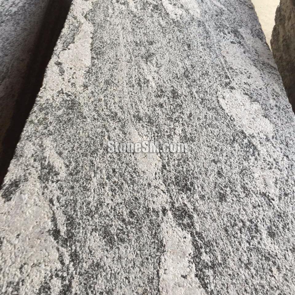浪淘沙喷砂面